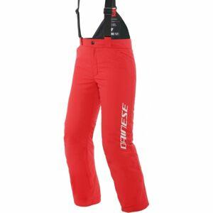 Dainese RIBBO PANTS oranžová 152 - Dětské lyžařské kalhoty