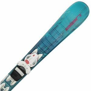Elan STARR QS + EL 7.5  130 - Dívčí sjezdové lyže
