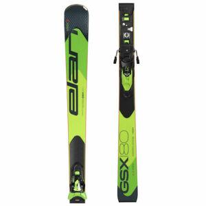 Elan GSX FUSION + ELX 12  175 - Závodní sjezdové lyže