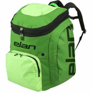Elan RACE BACK PACK tmavě zelená NS - Batoh na lyžařské vybavení
