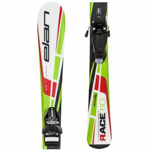 Elan RACE PRO SPORT + EL4.5  90 - Dětské sjezdové lyže