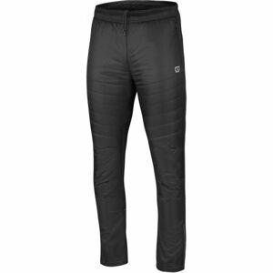 Etape YUKON černá M - Pánské volné kalhoty