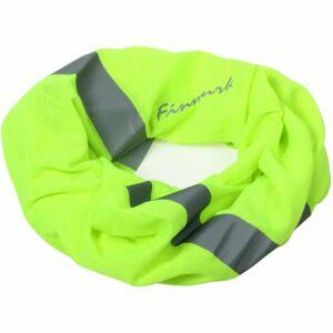 Finmark MULTIFUNKČNÍ ŠÁTEK zelená UNI - Multifunkční šátek