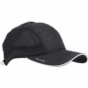 Finmark LETNÍ ČEPICE černá UNI - Letní sportovní čepice