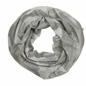 Finmark Multifunkční šátek šedá UNI - Multifunkční šátek