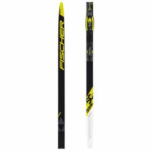 Fischer SC CLASSIC + BDG CONTROL STEP IFP  202 - Běžecké lyže na klasiku s hladkou skluznicí