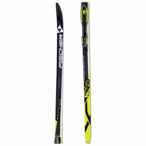 Fischer SUPREME WAX + CONTROL STEP IN IFP  189 - Běžecké lyže na klasiku s hladkou skluznicí