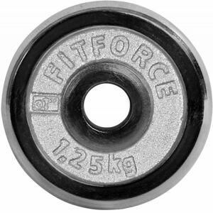 Fitforce PLC 1,25KG 25MM   - Nakládací kotouč