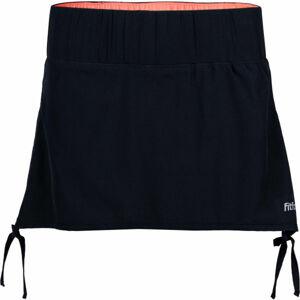 Fitforce ROSA černá L - Dámská sukně s vnitřními šortkami