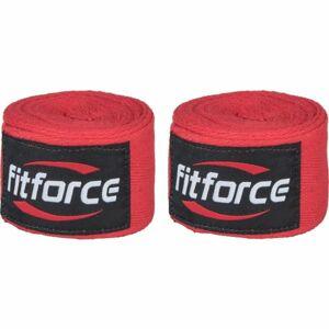 Fitforce WRAPS 3,5M červená NS - Bandáž