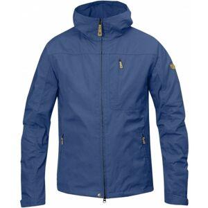 Fjällräven STEN JACKET tmavě modrá M - Pánská bunda