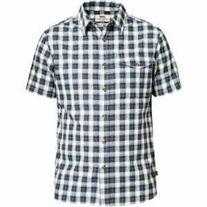 Fjällräven SINGI SHIRT SS M bílá XL - Pánská košile