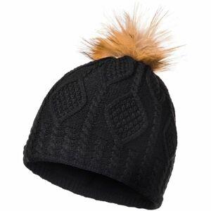 FLLÖS FREYA černá UNI - Dámská zimní čepice