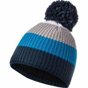 FLLÖS KALLAN tmavě modrá UNI - Dětská zimní čepice