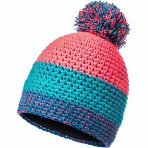 FLLÖS LEIF červená UNI - Unisex zimní čepice