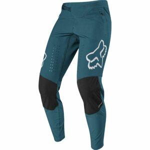 Fox DEFEND KEVLAR PANT modrá 34 - Pánské kalhoty na kolo
