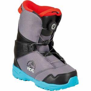 FTWO TEAM KIDS ATOP  30 - Dětská snowboardová bota