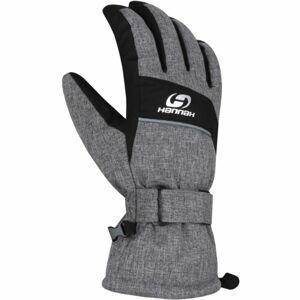 Hannah ACHIM šedá XL - Pánské lyžařské rukavice