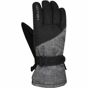 Hannah ANIT černá S - Dámské lyžařské rukavice