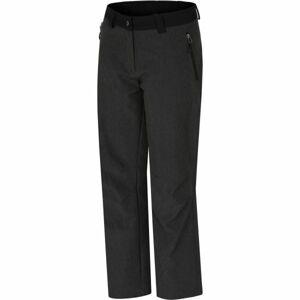 Hannah AZZARO černá 38 - Dámské softshellové kalhoty