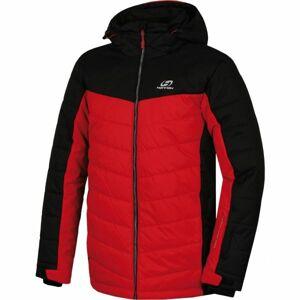 Hannah CORNELL červená M - Pánská lyžařská bunda