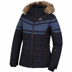 Hannah DELANEY tmavě modrá 44 - Dámská lyžařská bunda