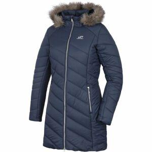 Hannah ELOISE modrá 44 - Dámský zimní kabát