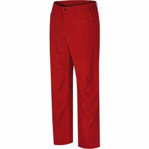 Hannah SIKY oranžová S - Pánské outdoorové kalhoty