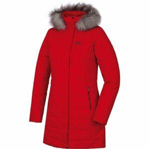 Hannah WAIANA červená 36 - Dámský zimní kabát