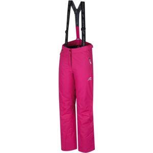 Hannah WENDY růžová 42 - Dámské lyžařské kalhoty