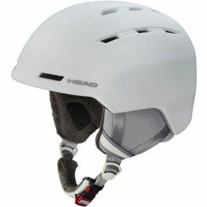 Head VALERY bílá (56 - 59) - Dámská lyžařská helma