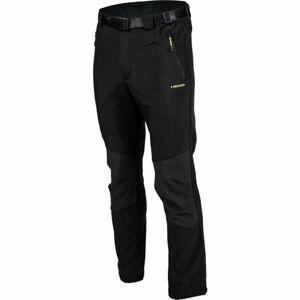 Head ADRIAN černá XL - Pánské softshellové kalhoty