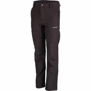 Head ARREN černá 116-122 - Dětské softshellové kalhoty