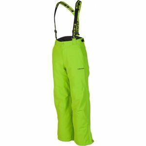 Head BETO zelená 152-158 - Dětské zimní kalhoty