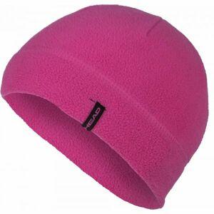 Head BRADY růžová L/XL - Dětská čepice