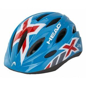 Head HELMA KID Y01 modrá (48 - 52) - Dětská cyklistická helma