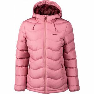 Head FLORES růžová XXL - Dámská bunda