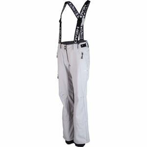 Head MONTEPA šedá XL - Dámské softshellové lyžařské kalhoty
