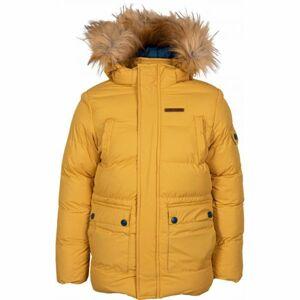 Head NATE žlutá 116-122 - Dětská zimní bunda