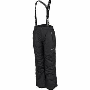 Head VELES černá 116-122 - Dětské lyžařské kalhoty