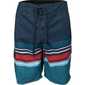 Head EDDY modrá XL - Pánské plavkové šortky