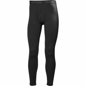 Helly Hansen LIFA MERINO PANT černá XXL - Pánské kalhoty