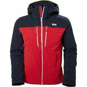 Helly Hansen SIGNAL JACKET červená XL - Pánská lyžařská bunda