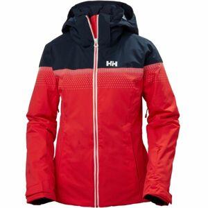 Helly Hansen MOTIONISTA LIFALOFT JACKET W červená M - Dámská lyžařská bunda