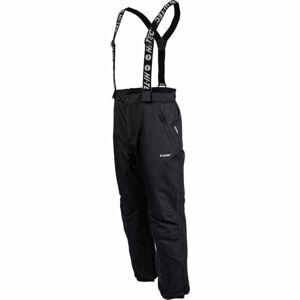 Hi-Tec DRAVEN černá XL - Pánské lyžařské kalhoty