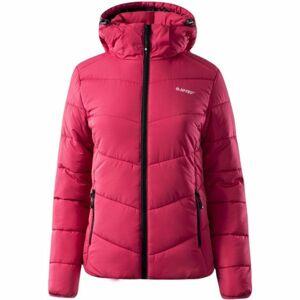Hi-Tec LADY FISA růžová S - Dámská zimní bunda