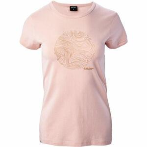 Hi-Tec LADY AKUJA  XL - Dámské triko