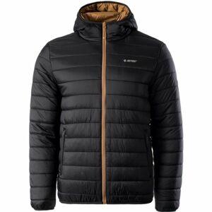 Hi-Tec NISOR II černá M - Pánská zimní bunda