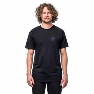 Horsefeathers TOKEN MAX T-SHIRT černá S - Pánské tričko