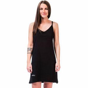 Horsefeathers ASTRID DRESS černá M - Dámské šaty